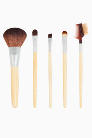 Bamboo Brush Set $19