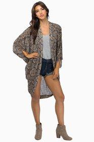 Kerrigan Kimono $37