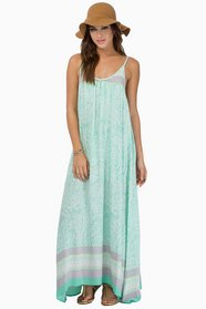 Boho Beauty Maxi Dress $40
