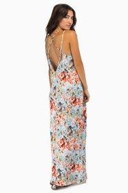 Quiet Dusk Maxi Dress $42
