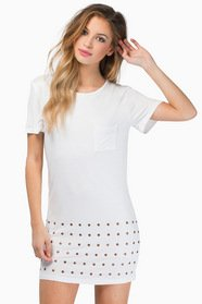 Like It Like Dot Dress $35