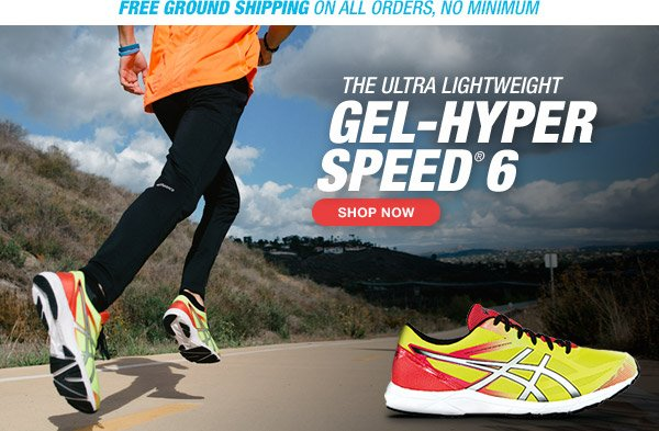 Shop the GEL-Hyper Speed 6 - Hero