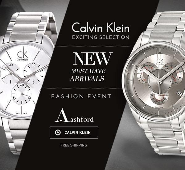 Calvin Klein Sale at Ashford.com!