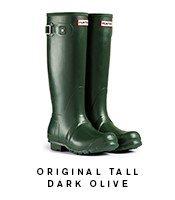 Original Tall Dark Olive Boot