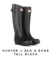 Rag&Bone Black Boot
