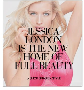Jessica London is the New Home of Full Beauty