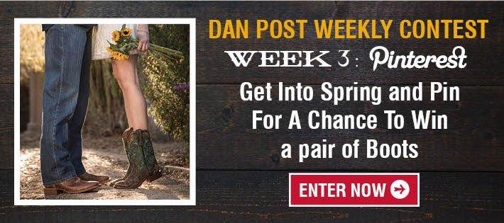 Dan Post Weekly Contest