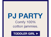 PJ PARTY | TODDLER GIRL
