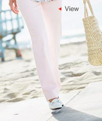 View the Cotton Stretch Trousers