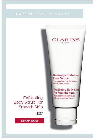 Exfoliating Body Scrub For Smooth Skin. Shop Now >