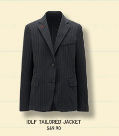 INES TAILORED JACKET