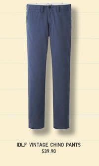 INES VINTAGE CHINO
