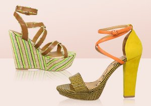 Spring Style: Wedges & Sandals