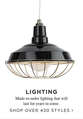 Shop Over 430 Styles of Lighting