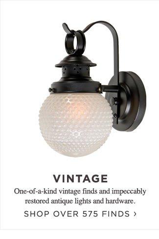Shop Over 575 Vintage Finds