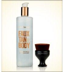 Beautifully Bronzed Faux Tan