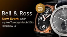 Bell and Ross flash sale