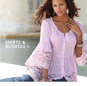 Shop Shirts & Blouses