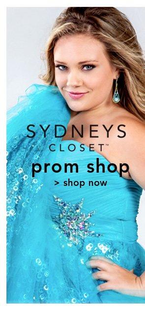 Shop syndeys Closet Prom Shop