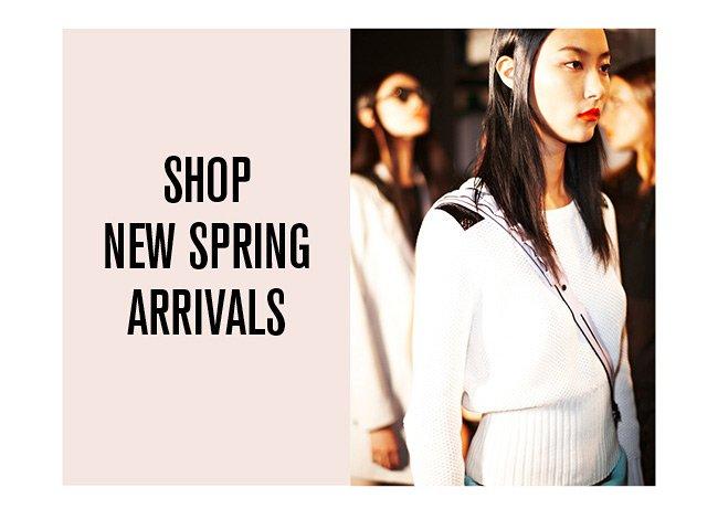 Shop Spring New Arrivals