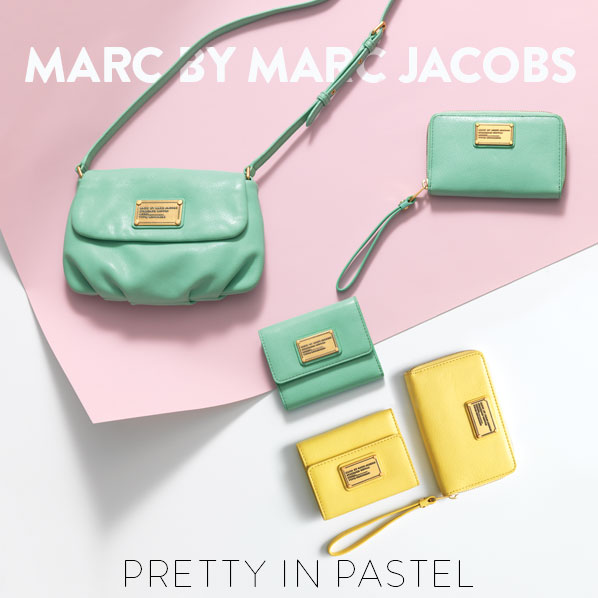 MARC BY MARC JACOBS - PRETTY IN PASTEL