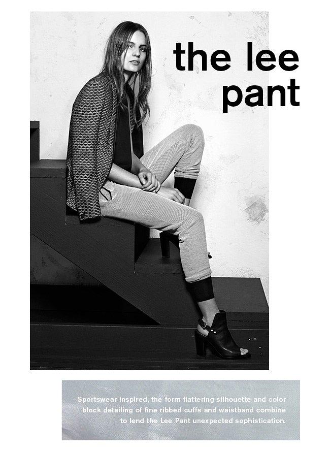 The Lee Pant | Shop Now