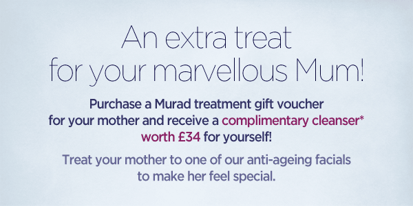 An extra treat for your marvellous Mum!