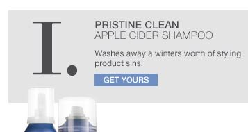 PRISTINE CLEAN GET YOURS