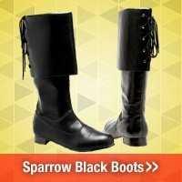 Shop Sparrow Black Boots