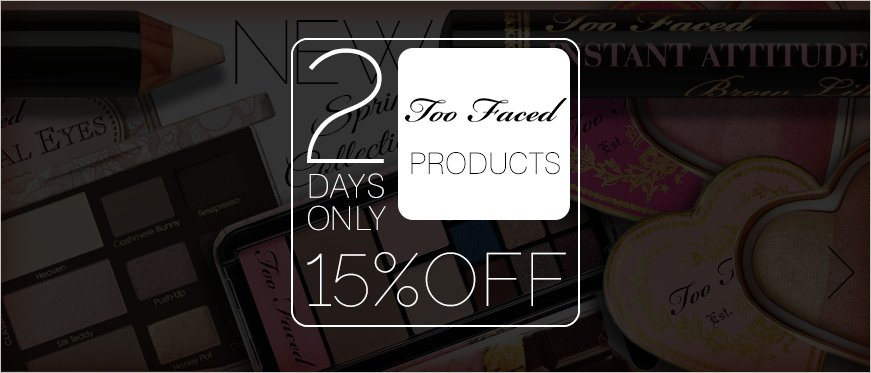 2 Days Only 15% Off