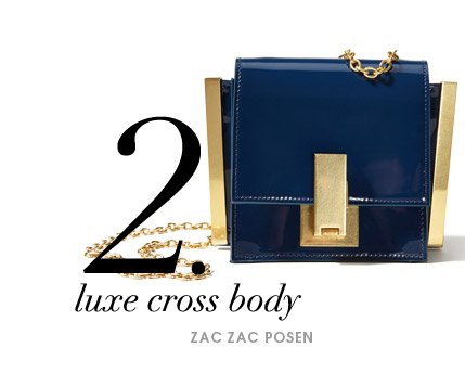 2. luxe cross body