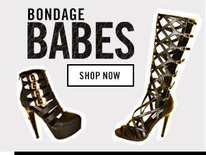 Shop Bondage Babes