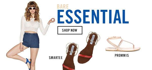 Shop Bare Essential