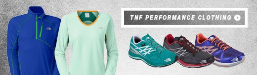 North Face Performance Clothing