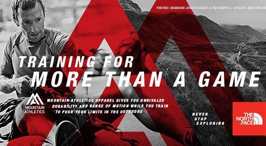 North Face Mountain Athletics