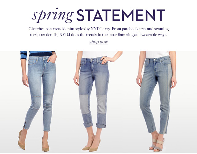 Spring Statement | Shop Now