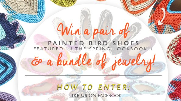 Win Styles Featured in the Spring Lookbook!