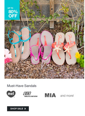 Must-Have Sandals
