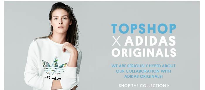 TOPSHOP X adidas - SHOP THE COLLECTION