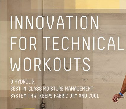 INNOVATION FOR TECHNICAL WORKOUTS