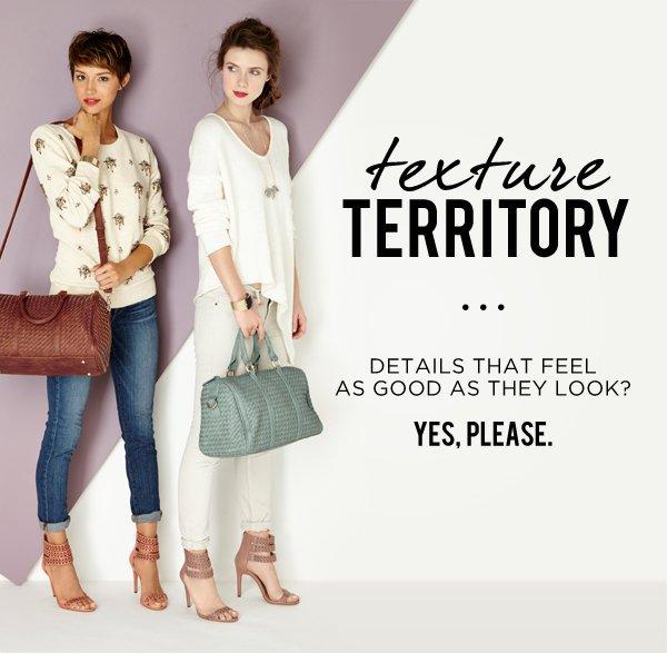 Texture Territory