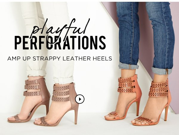 Playful Perforations