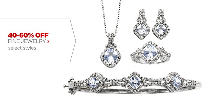 40–60% OFF FINE JEWELRY›  select styles