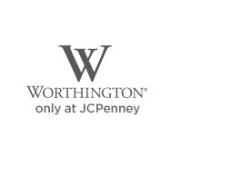 WORTHINTON® only at JCPenney