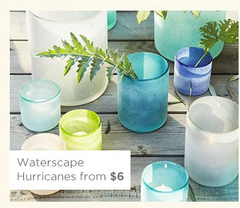 Waterscape Hurricanes from $6