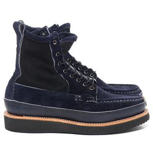 Russell Moccasin Co. for HAVEN Elk Leather PH II Boot Navy