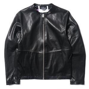 Stone Island Shadow Project Biker Jacket_One Layer Leather