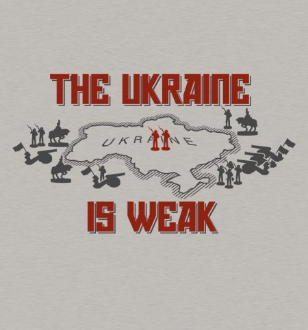 The Ukraine Is Weak