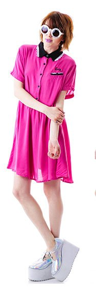 lazy-oaf-pink-lady-dress