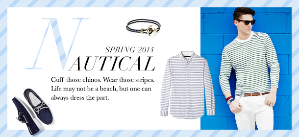 Spring 2014: Nautical